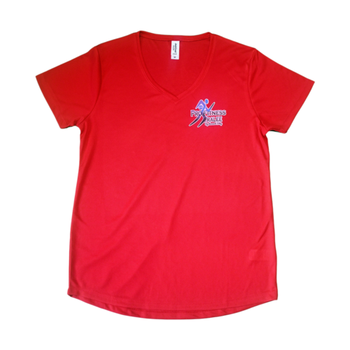 ProFitness Tralee branded T-Shirt - Red